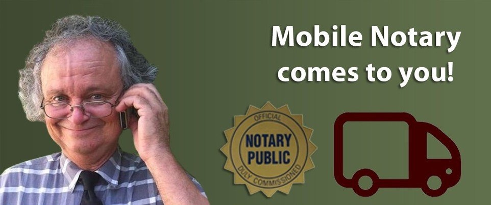 mobile notary banner